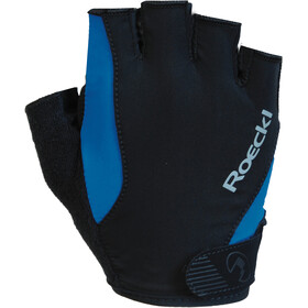 Roeckl Basel Gants, black/blue